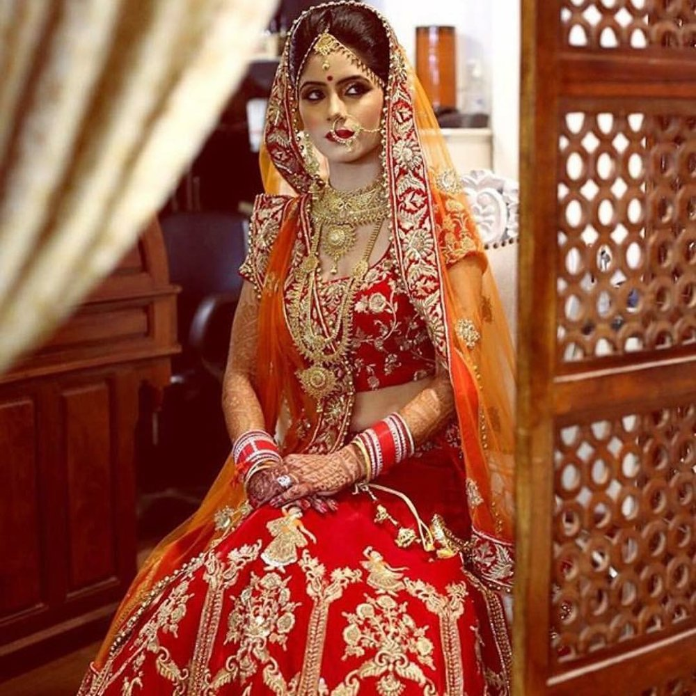 Beautiful Bride by Parul Garg
