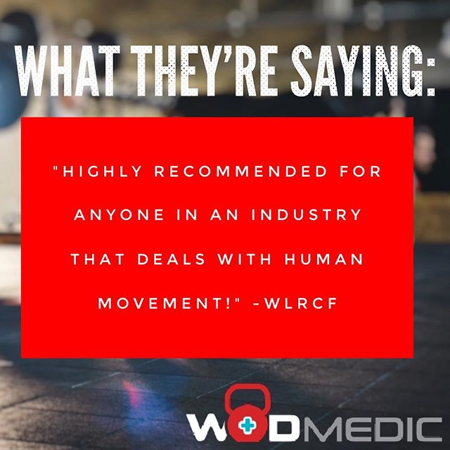 Do you want to up your coaching expertise, and separate your box from the crowd?  Host a WODMedic Coaches' Course at your box this Fall!  Now scheduling Fall/winter dates! #crossfit #functionaltraining #crossfitbox #crossfitcoach #fitnesscoach #mobility #movement #wod #mastery