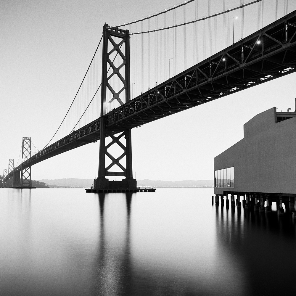 Pier 24 - Below Bay Bridge, San Francisco