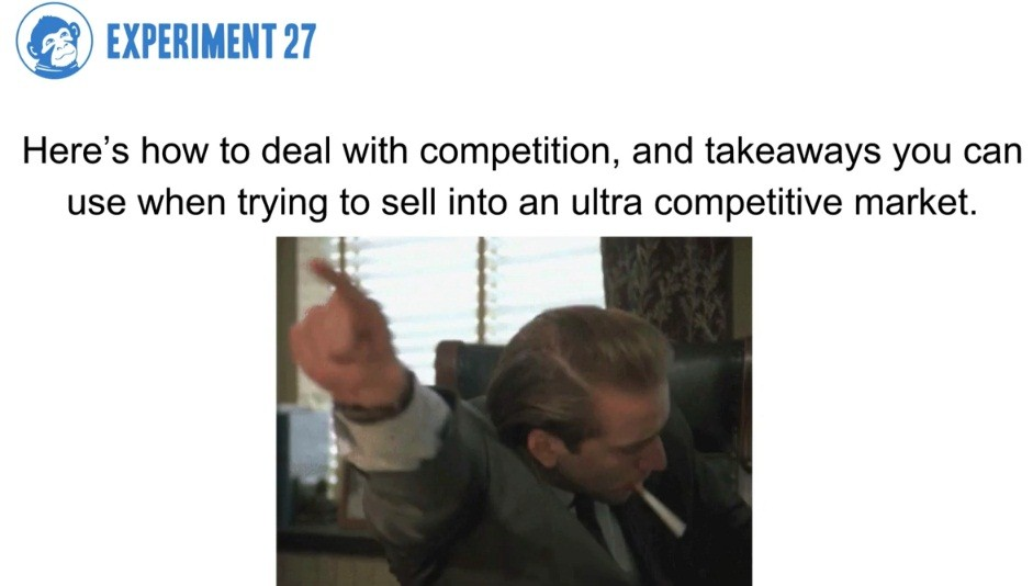 How To Increase Sales In a Competitive Market in 3 Steps