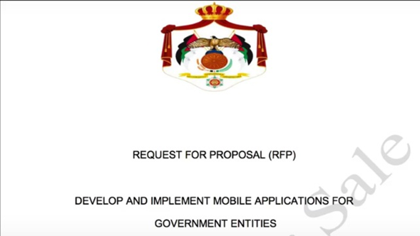 Should you complete Request for Proposal to get mobile app deals?