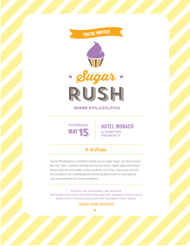 Sugar rush logo invitation 452 design 452 design sugar rush invitationg stopboris Choice Image