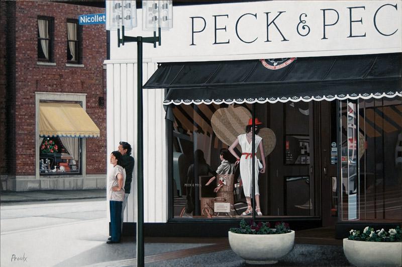 """Peck & Peck"""