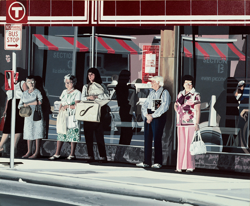 """Bus Stop"""