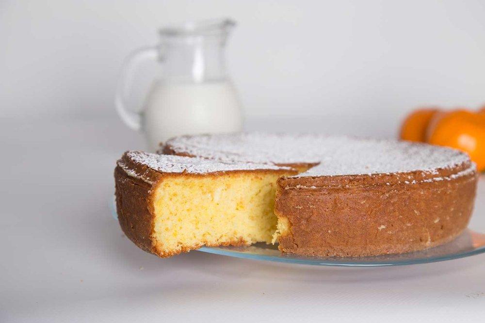 Ciambellone Italian Olive oil cake