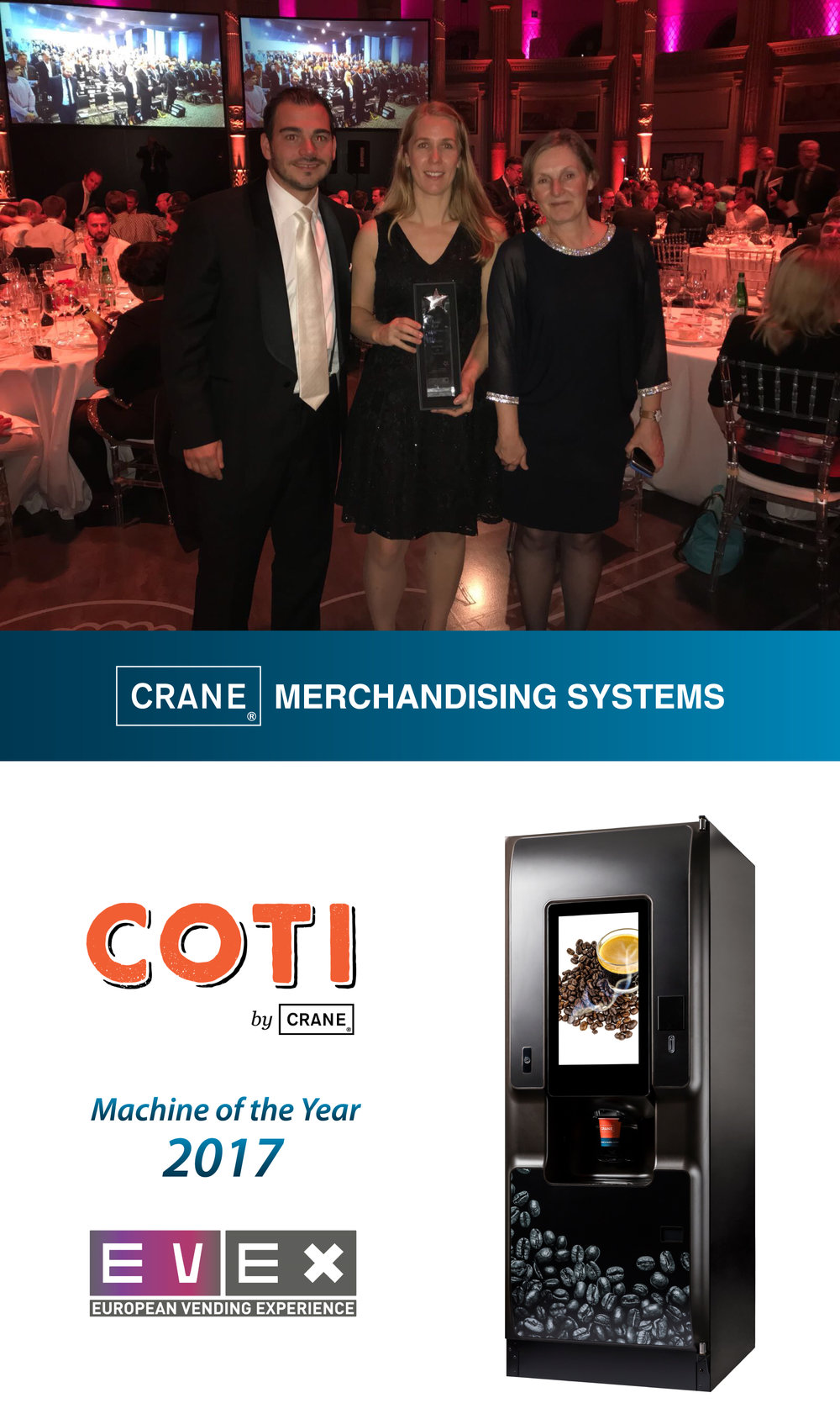 COTI by Crane