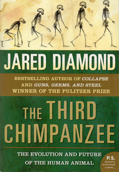 The third chimpanzee Jared Diamond