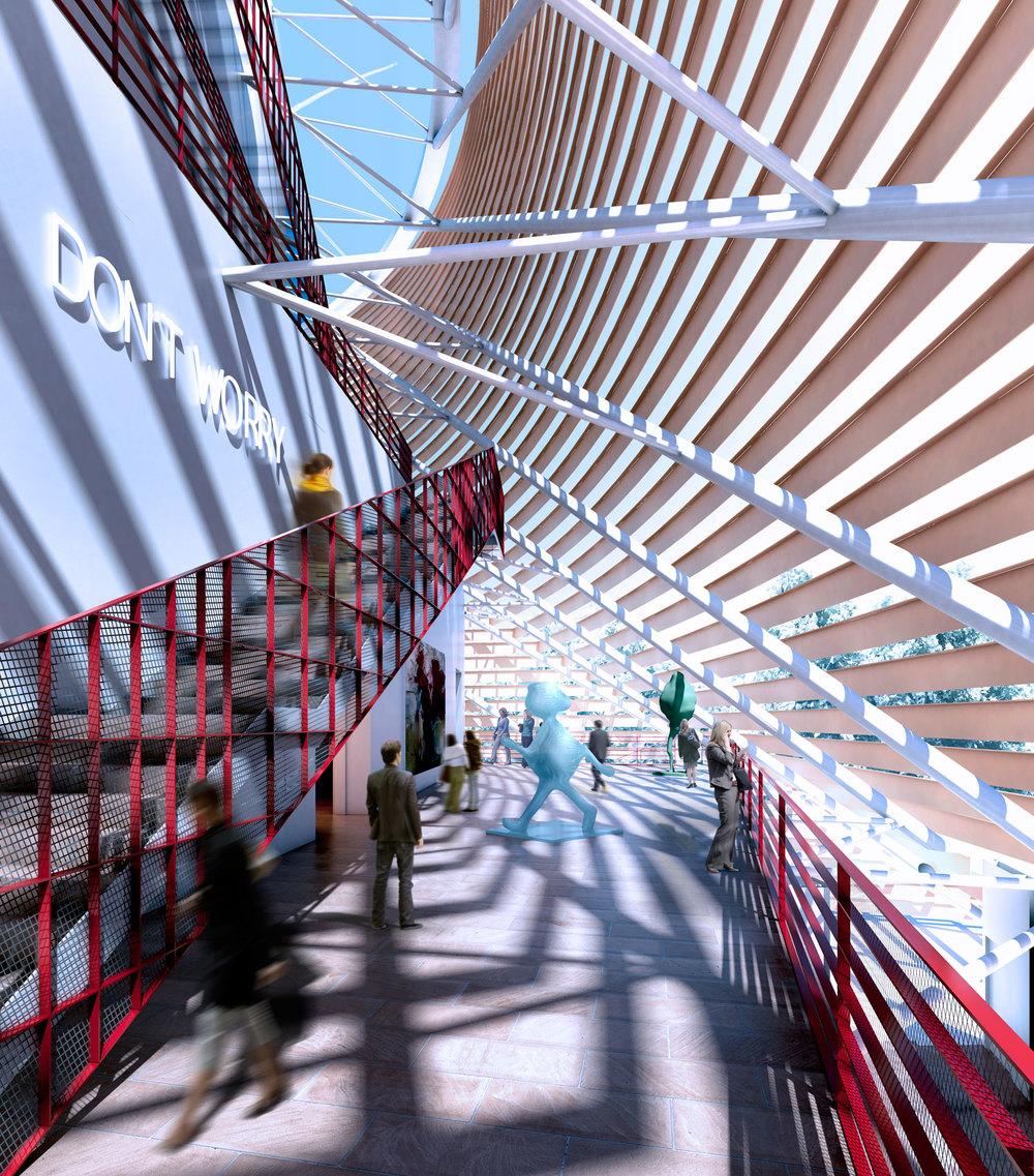 Milano Citylife Masterplan