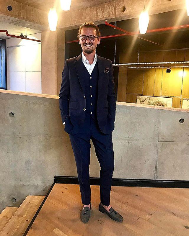 @boywijnmaalen arrived Dutch & has left Italian 👌🏼👏🏼 #LockStockBarrel #PurveyorsofBespoke  #CapeTown #style #styleformen #styleguide #styletips #menswear #mensfashion #dapper #gent #tailored #tailoredsuit #tailoredfit #madetofit #madetomeasure #bespoke #business #entrepreneur #suitup