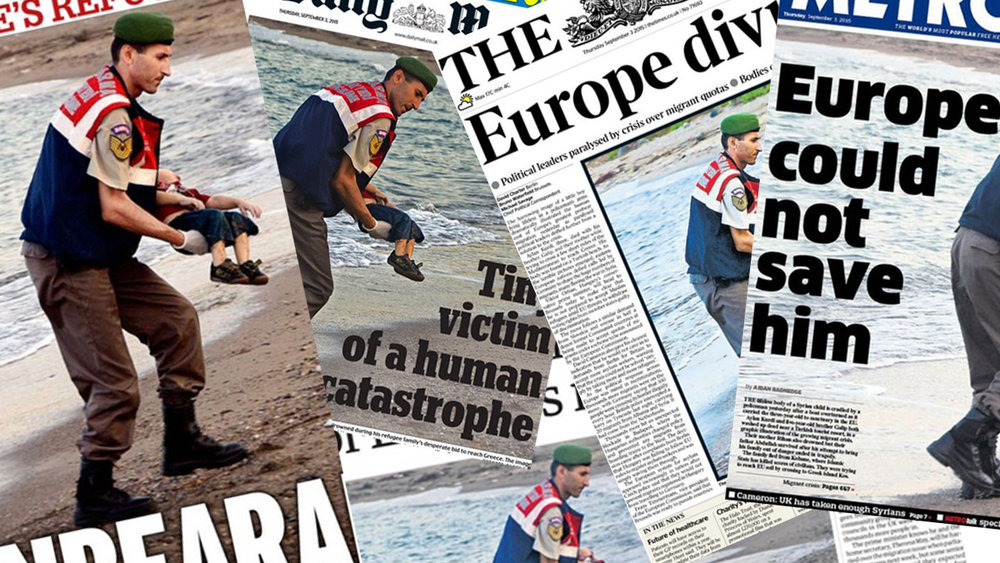The coverage of Alan Kurdi's death on September 2, 2015 prompted my investigation into shocking and violent images and how they can spur us to action.