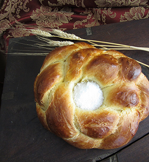 Bread made by Inn at the Crossroads