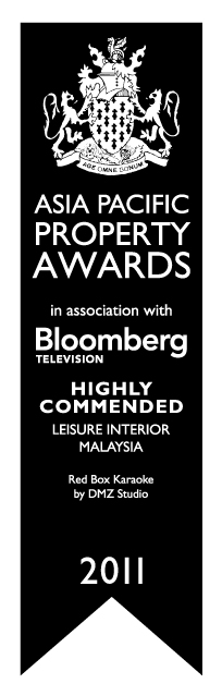 Asia Pacific Property Awards 2016 Highly Commended Leisure Interior Malaysia