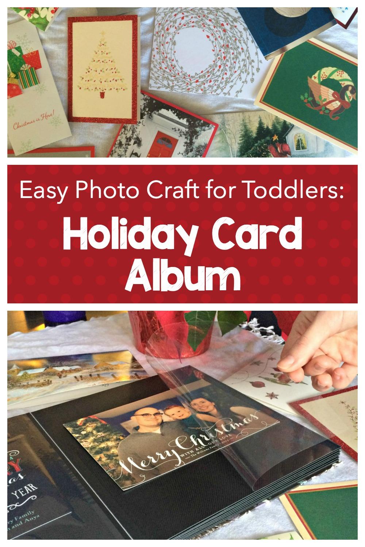 Holiday Card Album