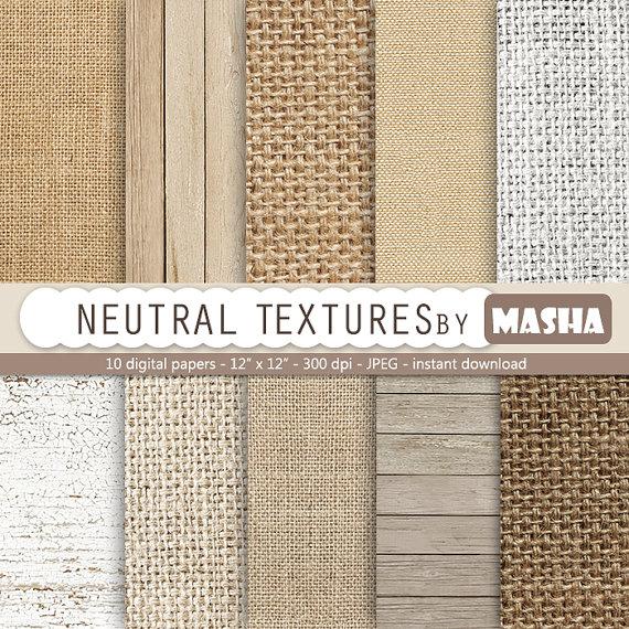 Neutral Textures
