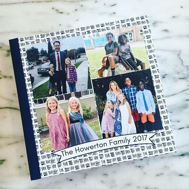 It's resolution season... Who has a goal to FINALLY get their family photos off their phone and into print this year?🤔🙋♀️ - Here's some inspiration for you - the newest #familyyearbook our design team made for @kristenhowerton and her family, using SOLELY her Insta posts and captions. - If you're an avid IG or FB poster, ordering your custom album couldn't be easier. You've already chosen the best photos of the year to share online. Now one of our professional designers will take out the random food pics and street observations to curate the perfect album of your family's year. - Not a big sharer? Just connect us with wherever you back up your phone pics (iCloud, Google, Dropbox, etc.), and we'll do all the work. No need to delete the screenshots or pick the best of your kid's 24 random faces - your album designer knows what to look for and will personally select all the special photos you'll want included to remember the best memories of your year. - (Type-A? Not to worry. 2 rounds of revisions are included in your order to request edits in case we miss one of your favorites.) - Bonus: Today is the LAST DAY of our After-Christmas sale! Save $50 when you order your album now at shortcakealbums.com. Use code HAPPYNEWYEAR.🎉 - Sale ends at midnight, so don't delay...⏱ - #shortcakealbums #customalbumdesign #printyourphotos #nomoreprocrastinating #2019goals