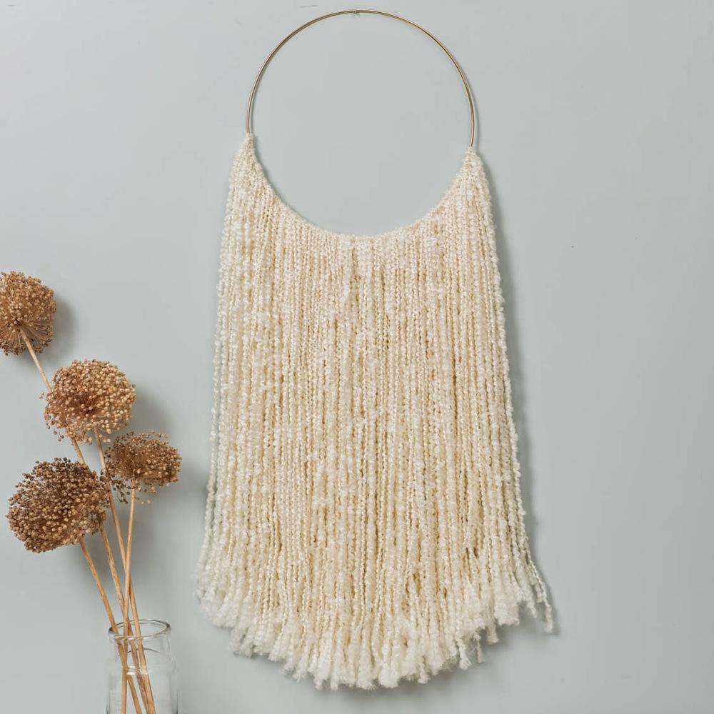 Tenture en laine - Le Petit Florilège