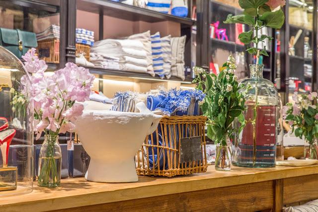 Déco - Boutique Inès de la Fressange Paris - Le Petit Florilège