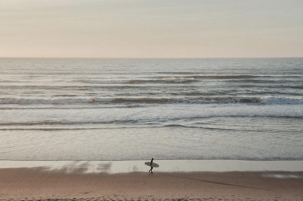 Carcans ocean