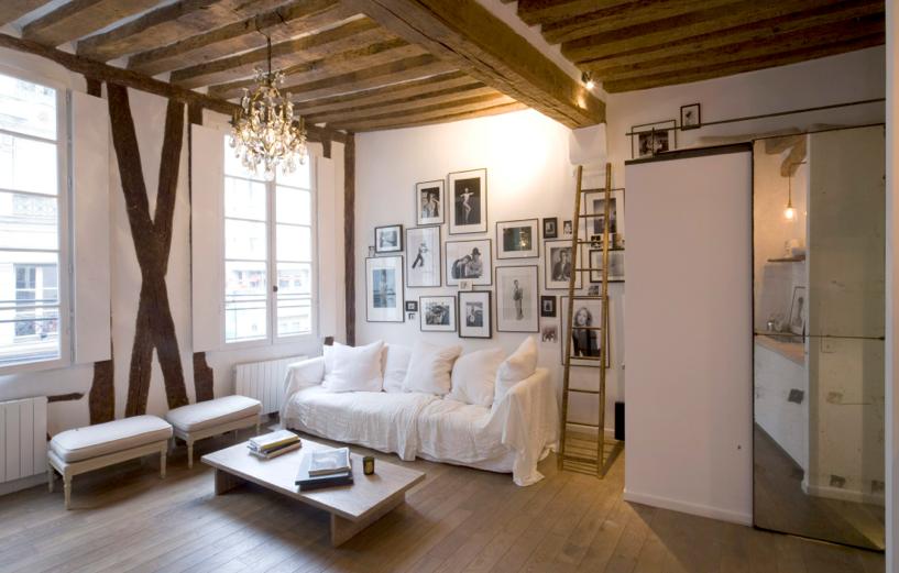 Appartement Parisien — Le Petit Florilège - Décoration intérieure ...