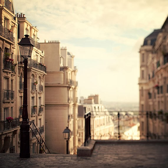 Paris by Eye Poetry
