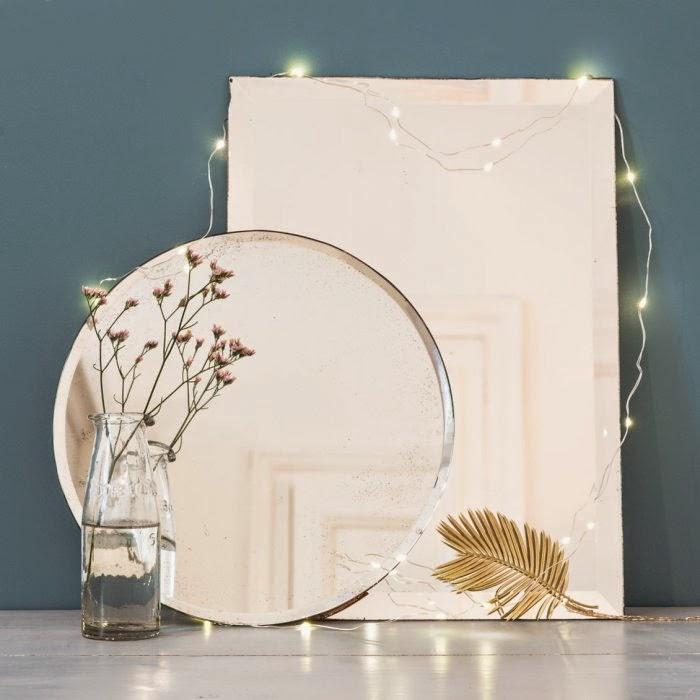 Miroir biseauté Le Petit Florilège