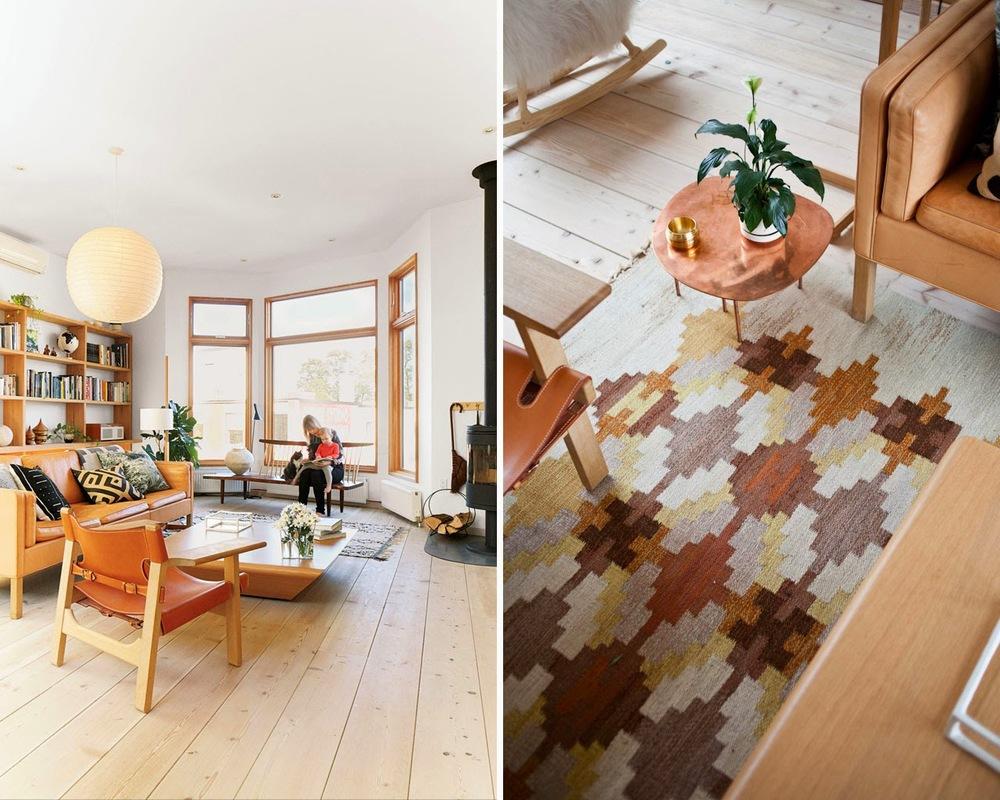 Chez juli et john le petit floril ge d coration - Maison moderne toronto par studio junction ...