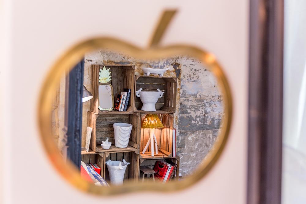 Aménagement boutique Inès de la Fressange