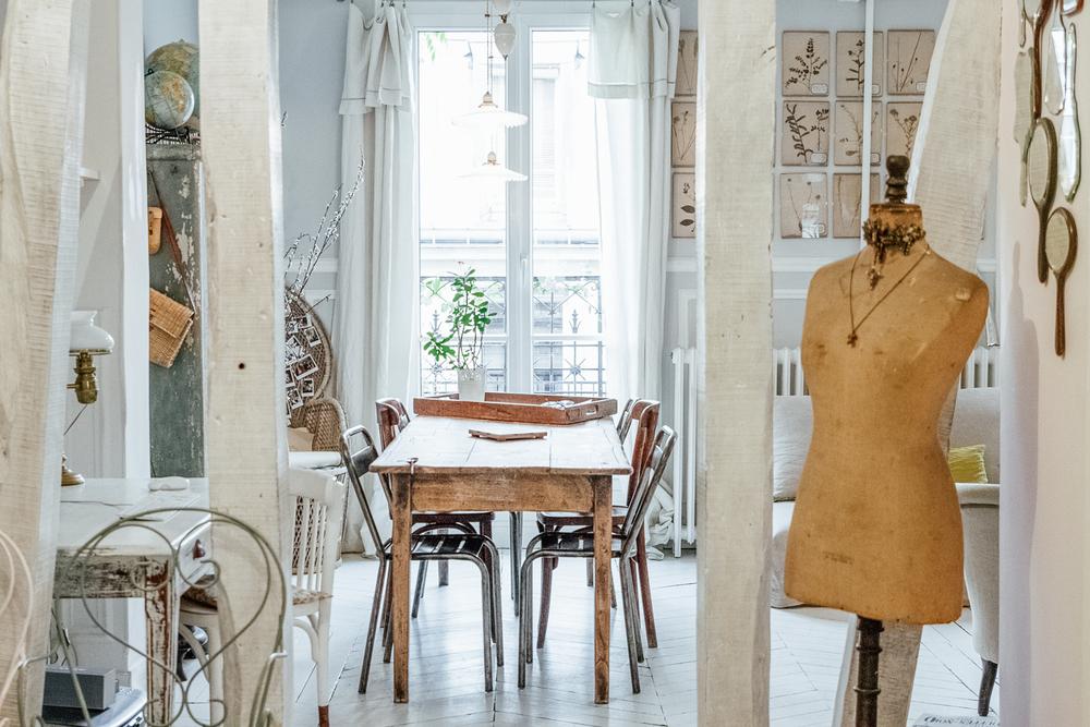 Décoration intérieure appartement Paris XI