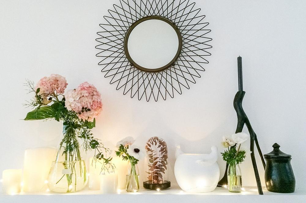D coration v nementielle in s de la fressange le petit floril ge d coration int rieure - Decoration evenementielle ...