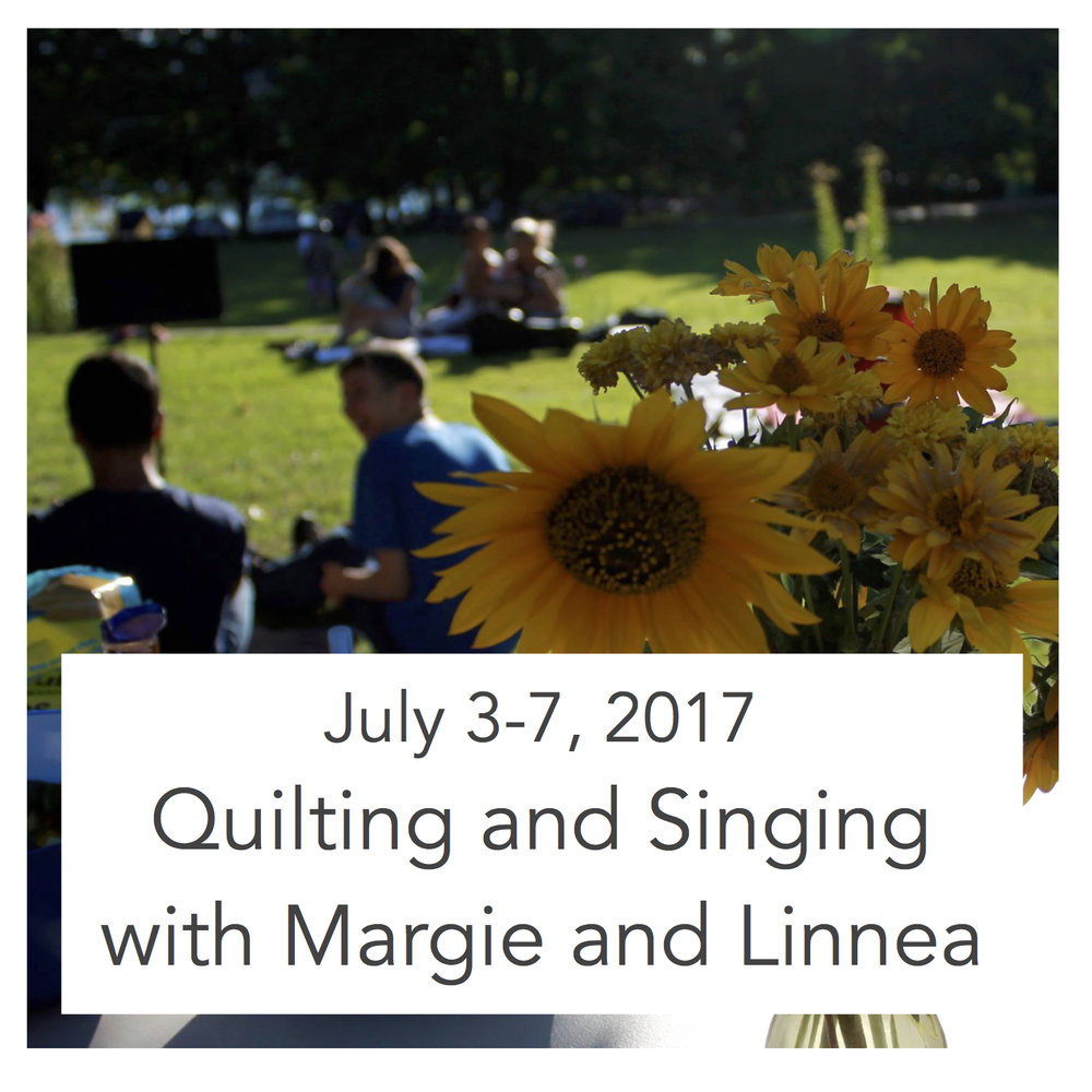 REGISTRATION IS NOW CLOSED FOR THIS PROGRAM Monday - Friday, 9am-12pm $400 + $40 materials fee For ages 18 and up With Linnea Good and Margie Davidson Summer 2017 Naramata Centre