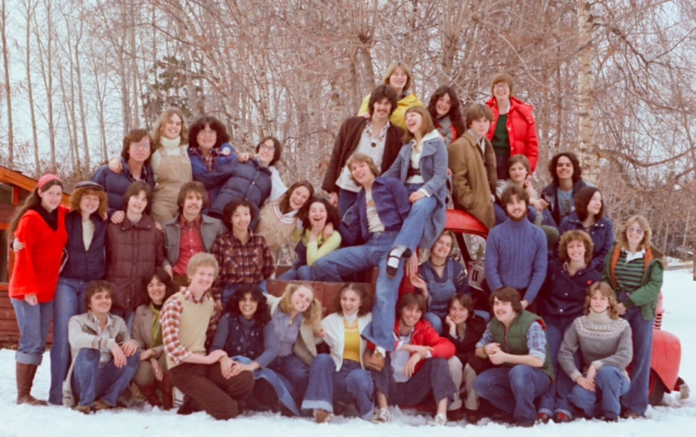 Winter session gang - 1978-79