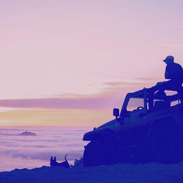 Monday vibez ☀️💜#sunset #beach #beachlife #gratefulheart #HatsForGood