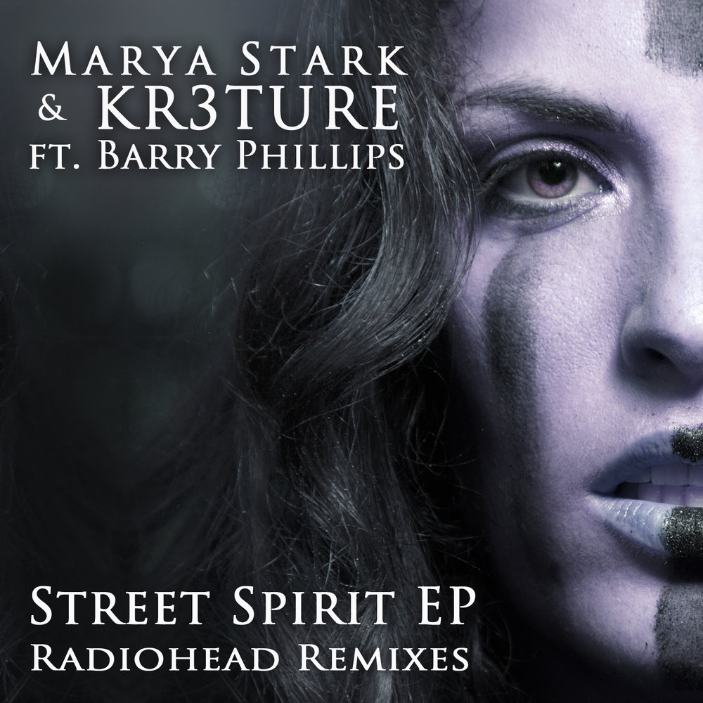 'Street Spirit' is a cover ep of Radioheads haunting song. Collaboration with KR3TURE and Barry Phillips