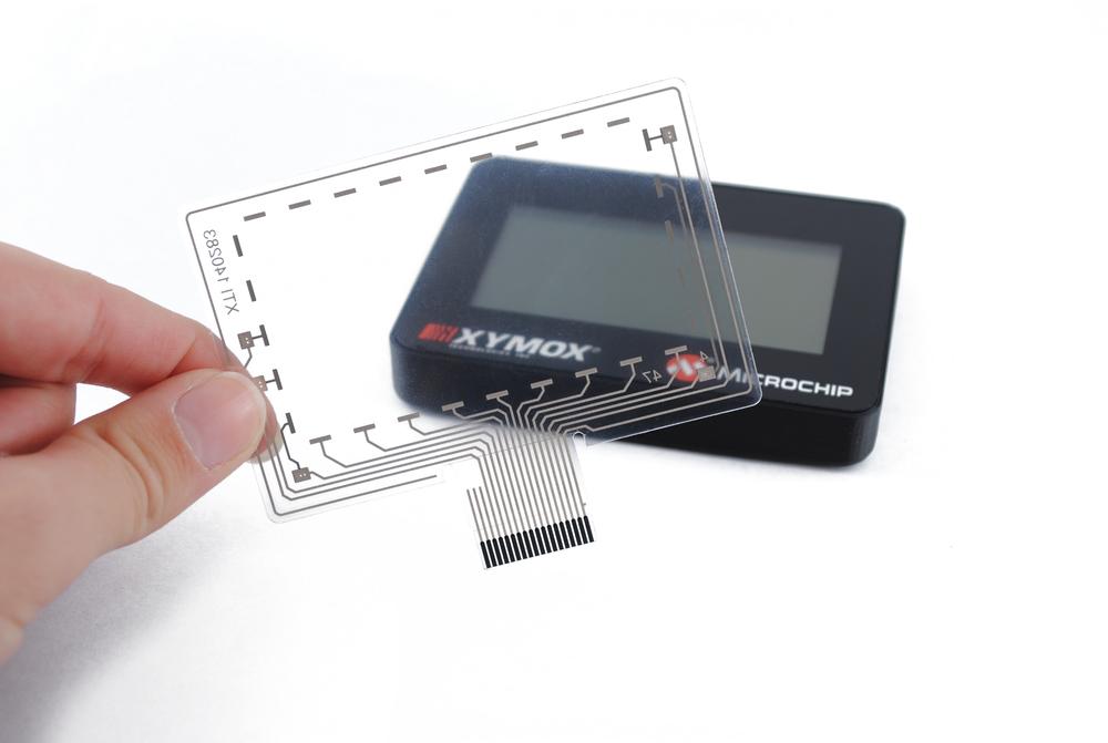 Xymox-Microchip PCAP Demo