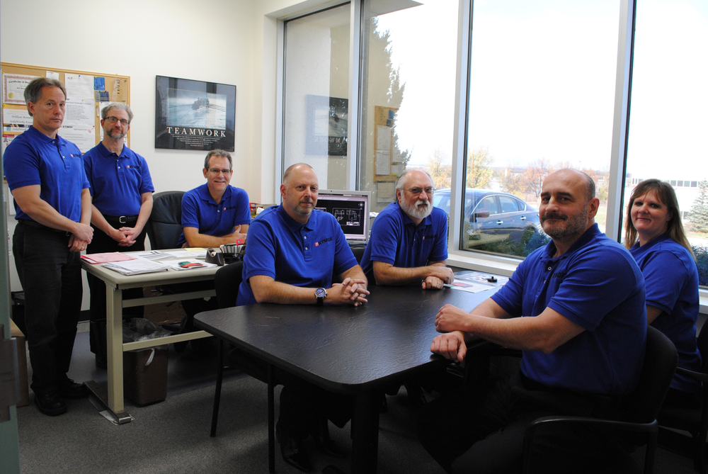 Xymox Engineering Team