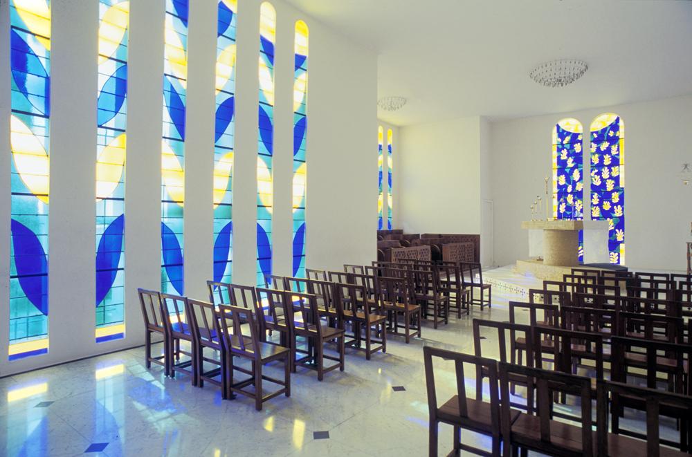 Matisse, Chappelle du Rosaire