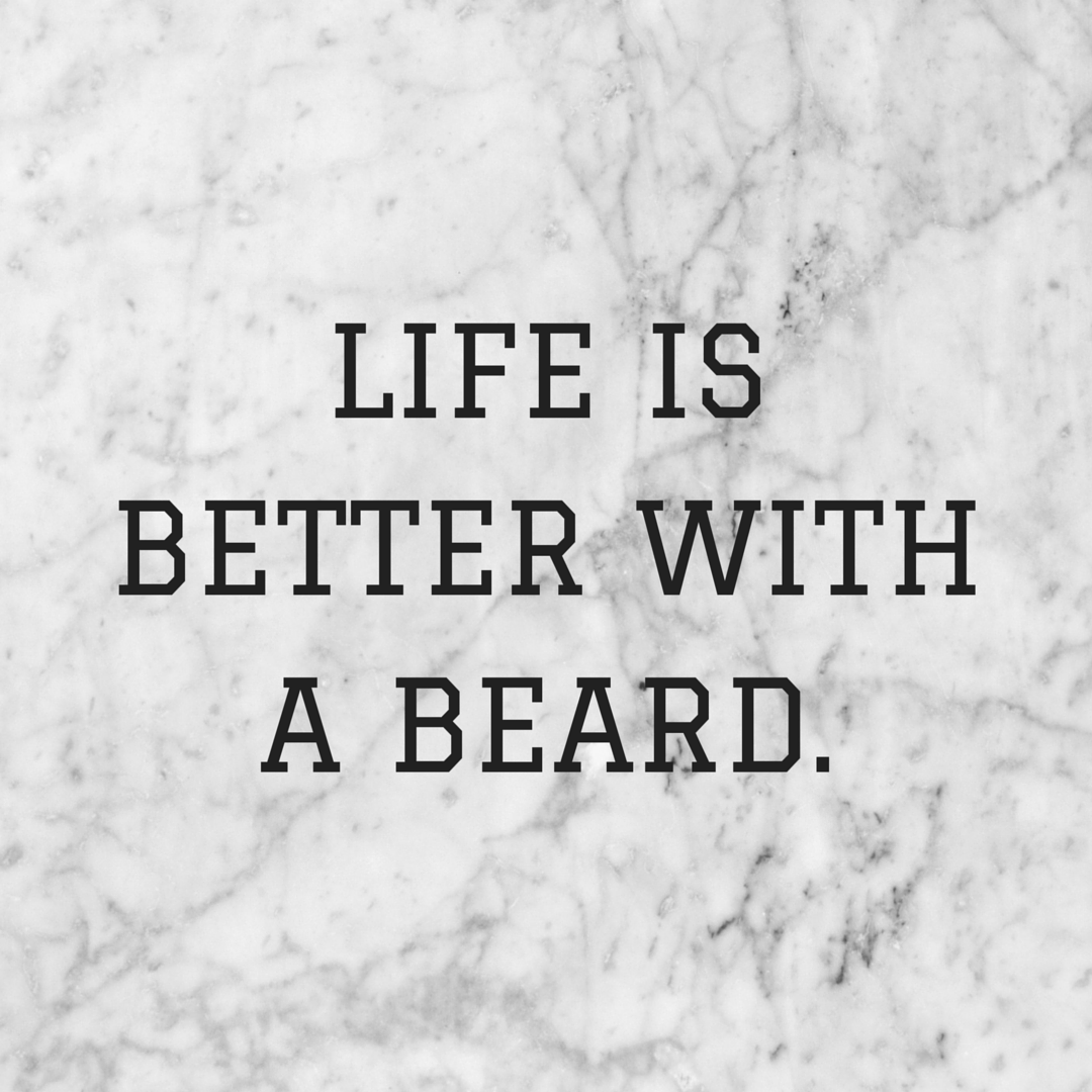 Beard Captions And Quotes For Instagram