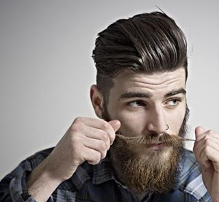 Take care of your beard... and mustache!