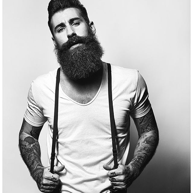 A beard a day, keeps the doctor away!
