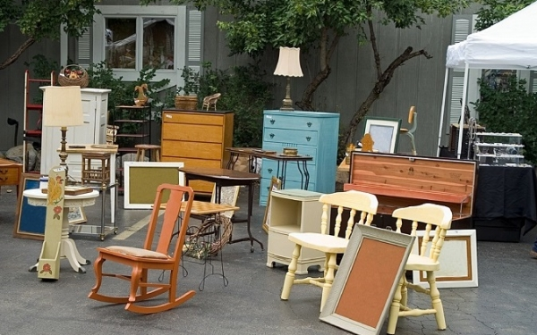 Furniture Donation Pick Up Request Form