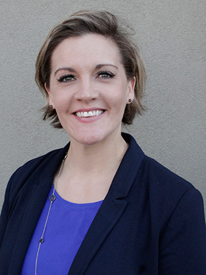 GENEVIEVE LEVY, DIRECTOR OF FAMILY SERVICES