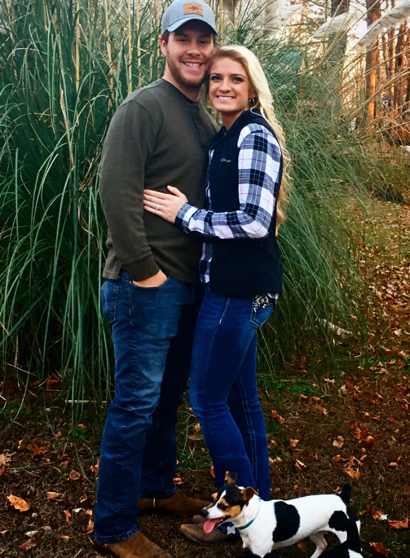 Bryan Morris - My name is Bryan Morris and I am from Jasper, Ga. I am a full time student at the University of North Georgia, majoring in Secondary Math Education. I married my wife Hollie, in April of 2018, and we are currently expecting our first child, a boy, later this year. In my spare time, I enjoy anything outdoors, especially fishing and hunting. I also love anything sports related. I am an easy going guy, who loves working with and helping others.