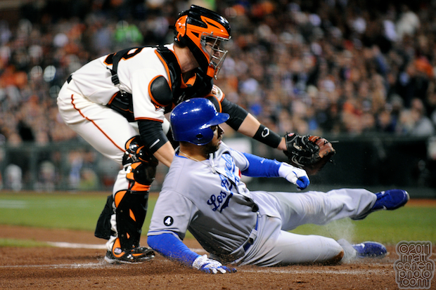 Buster Posey & James Loney