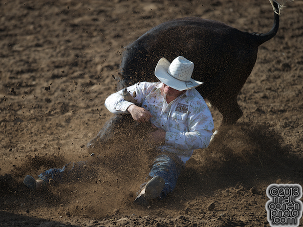 2013 Clovis Rodeo - Wyatt Smith