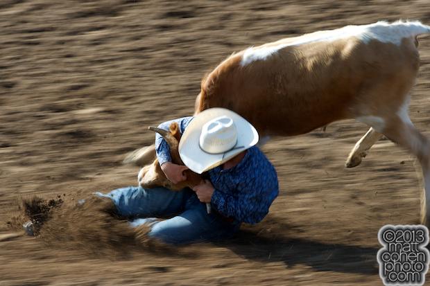 2013 Clovis Rodeo - Trey Nahrgang