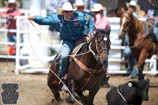 2013 Clovis Rodeo - Tuf Cooper