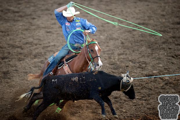 2013 Clovis Rodeo - Cesar de la Cruz