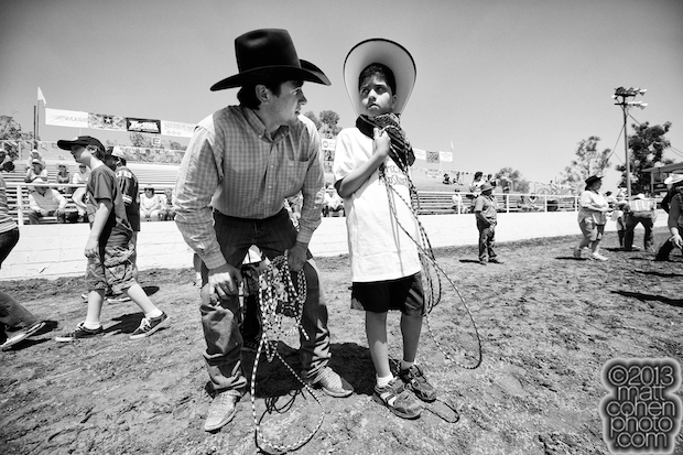 2013 Clovis Rodeo - Chuck Schmidt