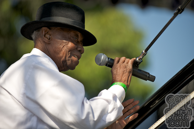 2008 Long Beach Blues Festival 65 - Pinetop Perkins