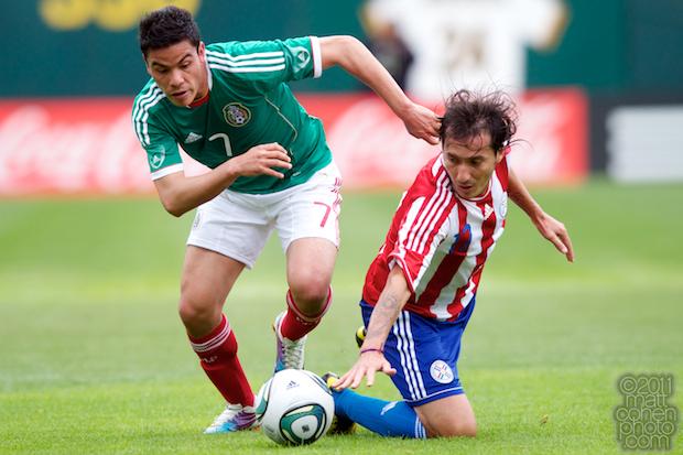 Pablo Barrera & Aureliano Torres